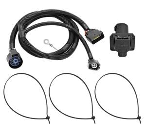 tow ready - tow ready 118261 replacement oem tow package wiring harness  (7-way