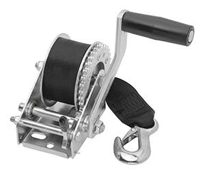 Fulton T903Z 0301 Winch - 900 lbs  - 2-Way Ratchet with Strap