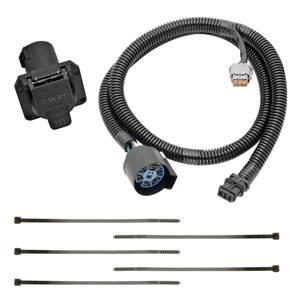 tow ready - tow ready 118267 replacement oem tow package wiring harness  (7-way