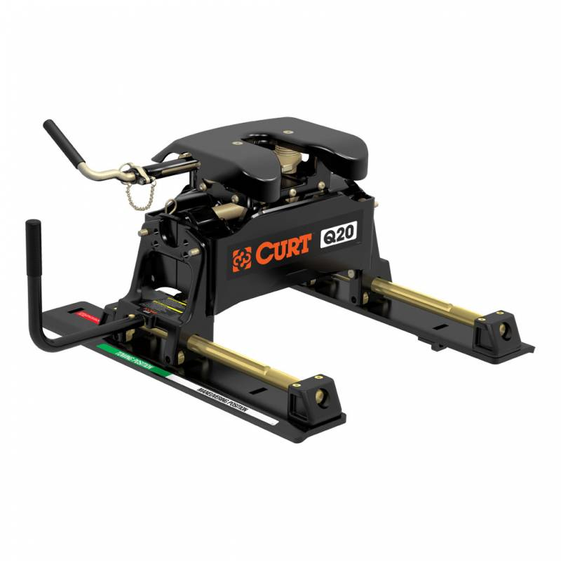 Curt Fifth Wheel Hitch Head W Roller Q20 5th Wheel 16530