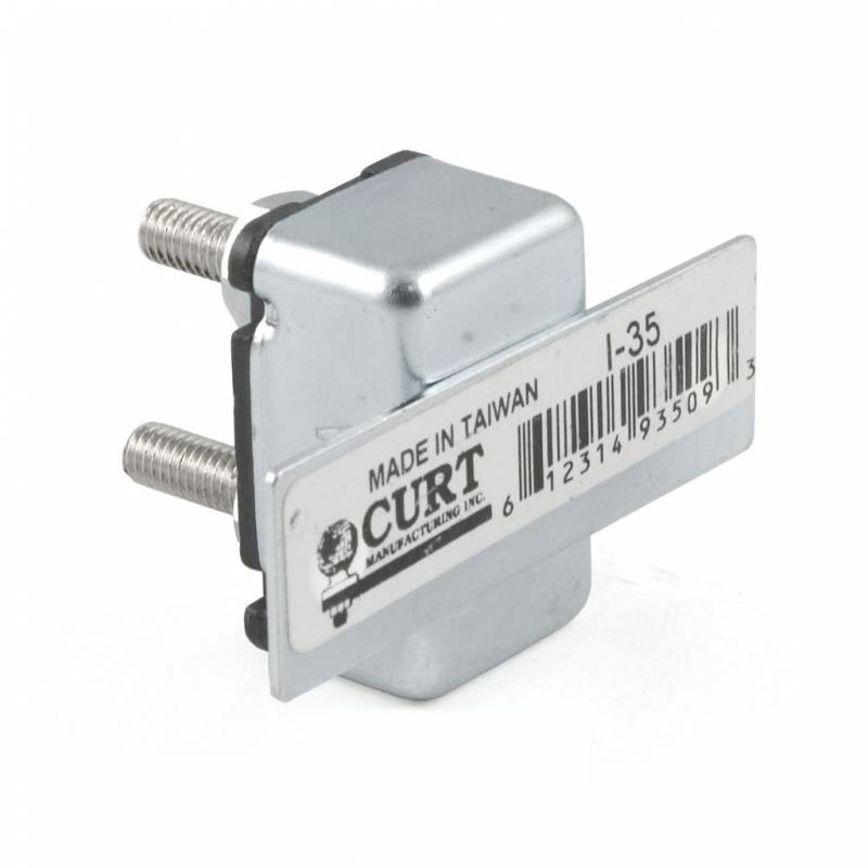 CURT 58350 20 Amp Universal Circuit Breaker