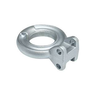 """Bulldog - BULLDOG Adjustable Lunette Ring, 3"""" Dia., 14,000 lbs. Capacity (Adjustable Channel & Hardware Sold Separately)"""
