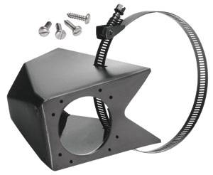 Tow Ready - Tow Ready 6 & 7-Way Connector Mounting Box, Universal for Round & Square Tube Hitches