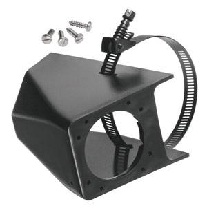 "Tow Ready - Tow Ready 6 & 7-Way Connector Mounting Box, 2-1/2"" Crosstubes"
