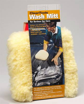 CleanTools - CleanTools Wash Mitt heavy duty polyester