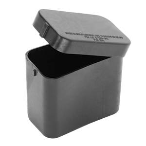Tekonsha - Tekonsha 2018-LB Post Mount Battery Box (Plastic) with Partition for Shur-Set III - No Bracket