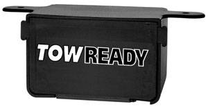 Tow Ready - Tow Ready 118145 Plug Storage Box for 4-Flat Connector