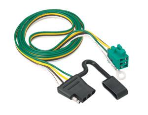 Tow Ready - Tow Ready 118240 Replacement OEM Tow Package Wiring Harness (4-Flat)