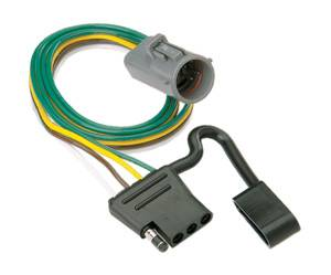 Tow Ready - Tow Ready 118241 Replacement OEM Tow Package Wiring Harness (4-Flat)