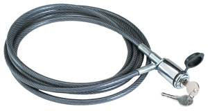 """Tow Ready - Tow Ready 63233 Cable Lock, 5/16"""" x 10' Length"""