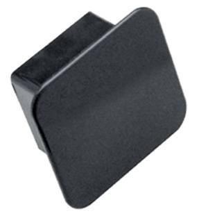"Tow Ready - Tow Ready 1202 Receiver Tube Cover, 2"" Sq., Black"