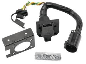 Tow Ready - Tow Ready 20119 Multi-Plug T-One Connector Assembly for 7-Way OEM Ford-GM-Nissan