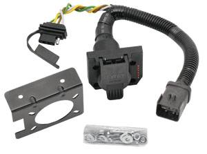 Tow Ready - Tow Ready 20135 Multi-Plug T-One Connector Assembly for Chrysler-Dodge-Freightliner-Jeep-Mitsubishi
