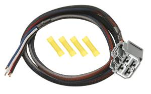 Tow Ready - Tow Ready 20274 Brake Control Wiring Adapter - Dodge & Jeep
