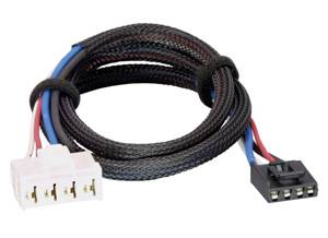Tow Ready - Tow Ready 22281 Brake Control Wiring Adapter - 2 plugs - Dodge