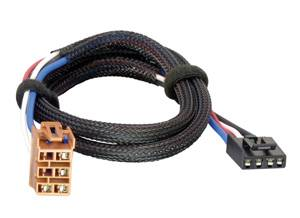 Tow Ready - Tow Ready 22283 Brake Control Wiring Adapter - 2 plugs - GM