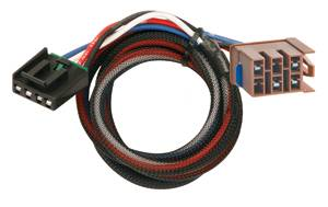 Tow Ready - Tow Ready 22284 Brake Control Wiring Adapter - 2 plugs - GM