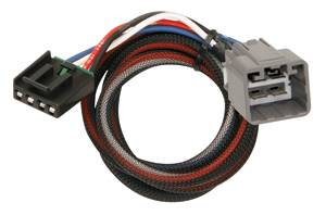 Tow Ready - Tow Ready 22293 Brake Control Wiring Adapter - 2 plugs - Dodge