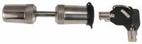 Trimax Locks - Trimax Locks SXTC1 Premium Stainless Steel Coupler Lock - 7/8 in. Span