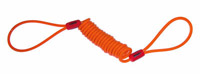 Trimax Locks - Trimax Locks TSC612 Disc Lock Dual Safety Cable 1/8 in. X 48 in. -  Reminder Cable