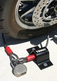Trimax Locks - Trimax Locks TFA6 Wall/Floor Anchor