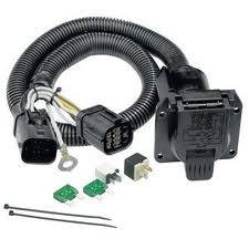 Tow Ready - Tow Ready 118242 Replacement OEM Tow Package Wiring Harness (7-Way)