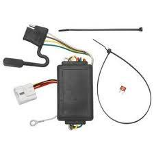 Tow Ready - Tow Ready 118248 Replacement OEM Tow Package Wiring Harness (4-Flat) with Circuit Protected ModuLite Module