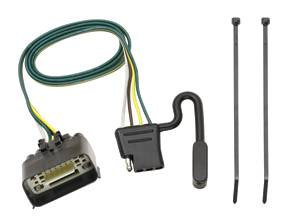 Tow Ready - Tow Ready 118260 Replacement OEM Tow Package Wiring Harness (4-Flat)