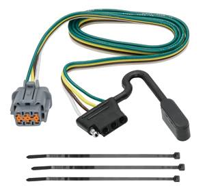 Tow Ready - Tow Ready 118263 Replacement OEM Tow Package Wiring Harness (4-Flat)