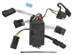 Tow Ready - Tow Ready 118303 T-One Connector Assembly with Circuit Protected ModuLite Module