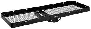 "Tow Ready - Tow Ready 6500 Cargo Carrier for 1-1/4"" Sq. Receivers, 20"" x 48"" Platform"