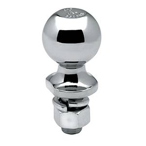 "Tow Ready - Tow Ready 63889 Packaged Hitch Ball, 2"" x 3/4"" x 2-3/8"", 3,500 lbs. GTW Chrome"