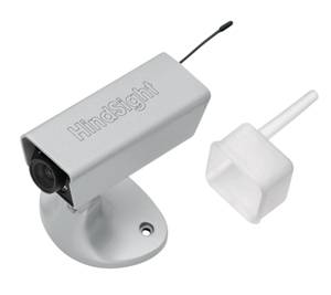 Tow Ready - Tow Ready 67302 HindSight Single Back Up Camera, Channel 2