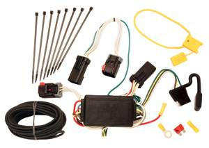 Tow Ready - Tow Ready 118390 T-One Connector Assembly with Circuit Protected ModuLite Module