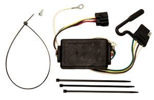 Tow Ready - Tow Ready 118401 T-One Connector Assembly with Circuit Protected Converter