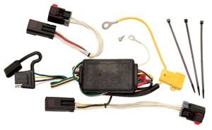Tow Ready - Tow Ready 118406 T-One Connector Assembly with Circuit Protected ModuLite Module