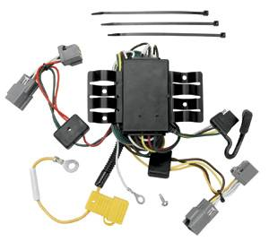 Tow Ready - Tow Ready 118411 T-One Connector Assembly with Circuit Protected ModuLite Module