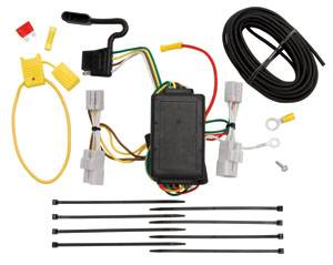 Tow Ready - Tow Ready 118412 T-One Connector Assembly with Circuit Protected ModuLite Module