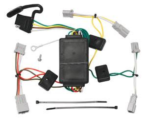 Tow Ready - Tow Ready 118420 T-One Connector Assembly with Circuit Protected Converter