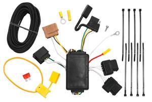 Tow Ready - Tow Ready 118422 T-One Connector Assembly with Circuit Protected ModuLite Module