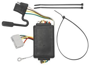 Tow Ready - Tow Ready 118424 T-One Connector Assembly with Circuit Protected ModuLite Module