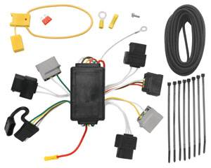 Tow Ready - Tow Ready 118426 T-One Connector Assembly with Circuit Protected ModuLite Module
