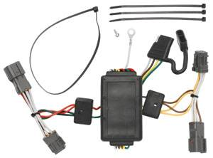 Tow Ready - Tow Ready 118431 T-One Connector Assembly with Circuit Protected Converter