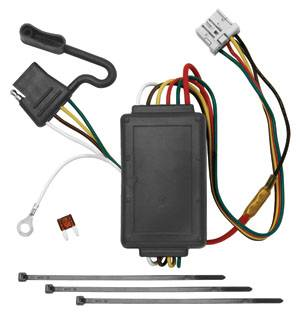 Tow Ready - Tow Ready 118438 T-One Connector Assembly with Circuit Protected ModuLite Module