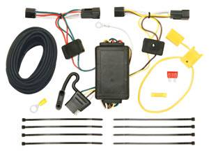 Tow Ready - Tow Ready 118443 T-One Connector Assembly with Circuit Protected ModuLite Module