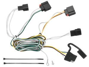 Tow Ready - Tow Ready 118445 T-One Connector Assembly with Circuit Protected ModuLite Module