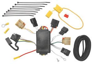 Tow Ready - Tow Ready 118449 T-One Connector Assembly with Circuit Protected ModuLite Module
