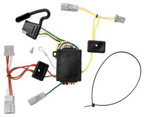 Tow Ready - Tow Ready 118454 T-One Connector Assembly with Upgraded Circuit Protected ModuLite Module