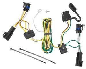 Tow Ready - Tow Ready 118458 T-One Connector Assembly with Circuit Protected Converter