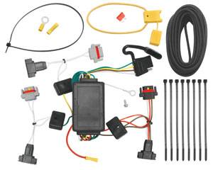 Tow Ready - Tow Ready 118462 T-One Connector Assembly with Circuit Protected ModuLite Module